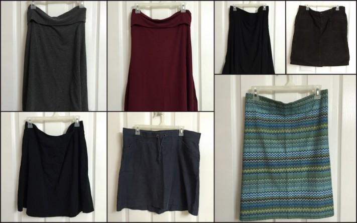skirtscollage